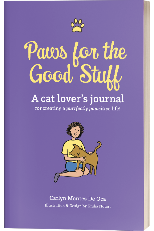 Paws for the Good Stuff - A Cat Lover's Journal